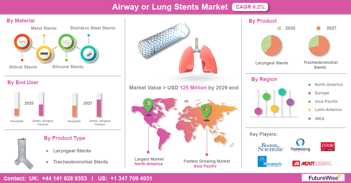 Airway or Lung Stents Market