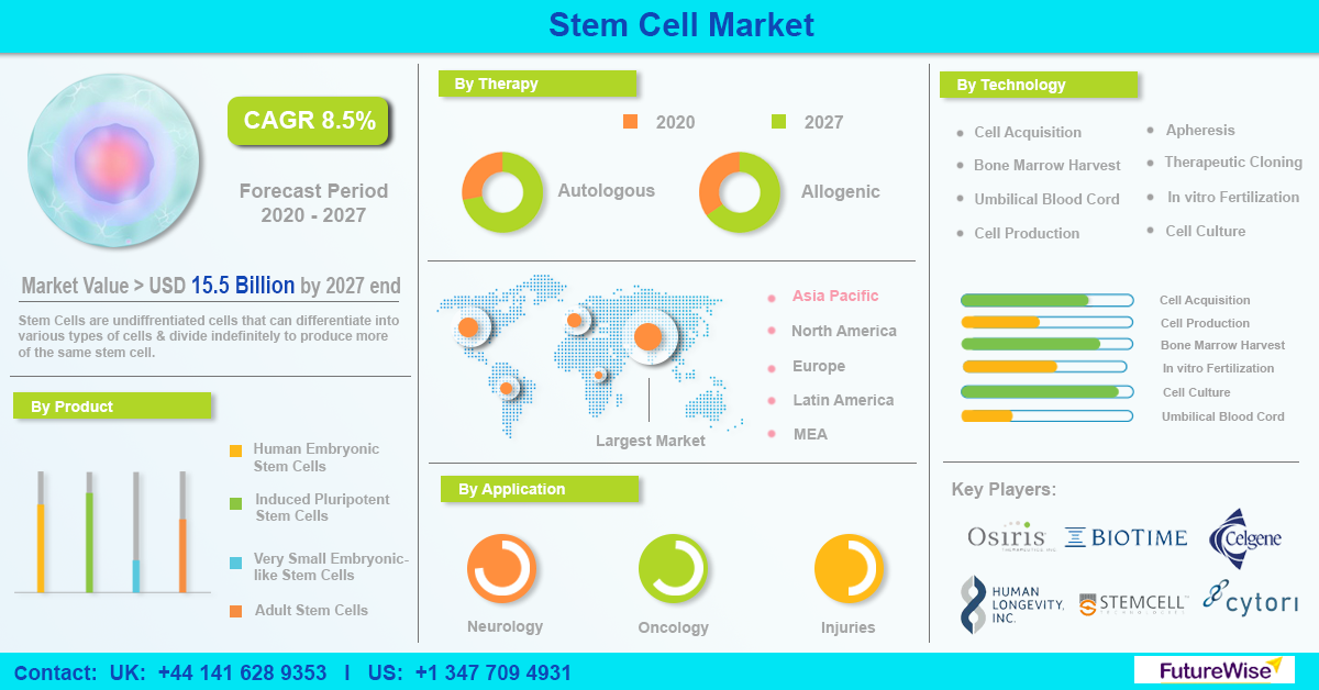 Stem Cell Market