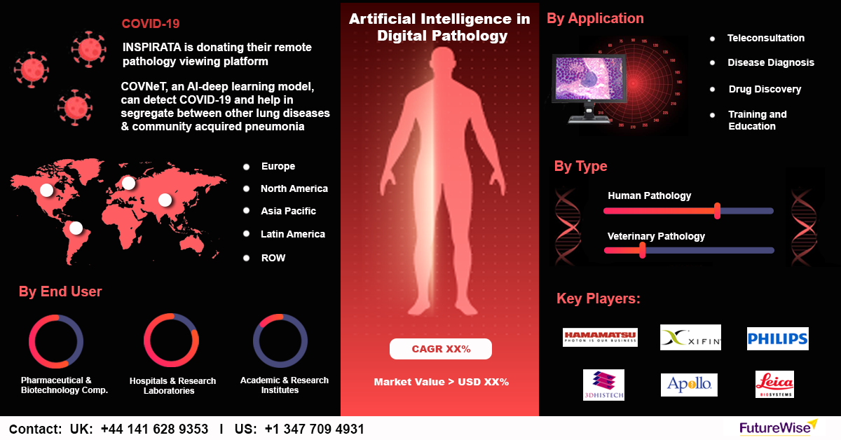 Artificial Intelligence in Digital Pathology Market
